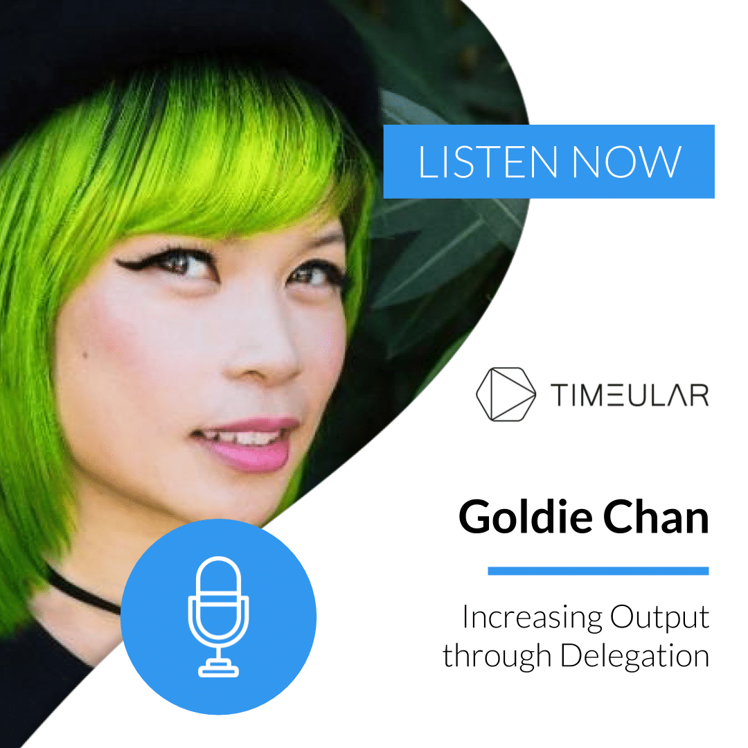 Productivity Masterminds Goldie Chan