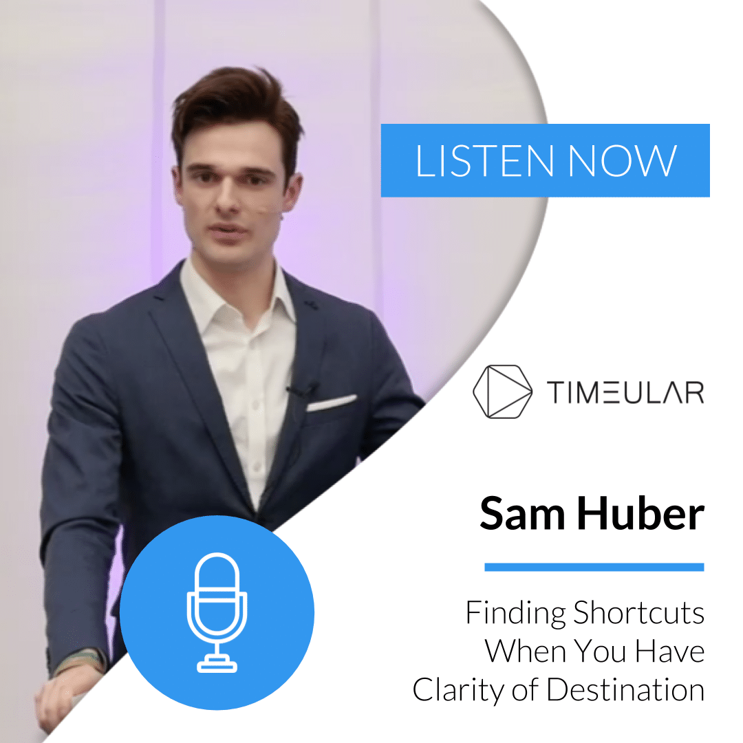 Productivity Masterminds Sam Huber