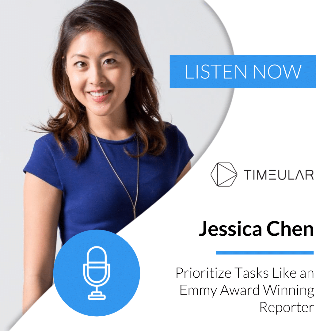 Productivity Masterminds Jessica Chen