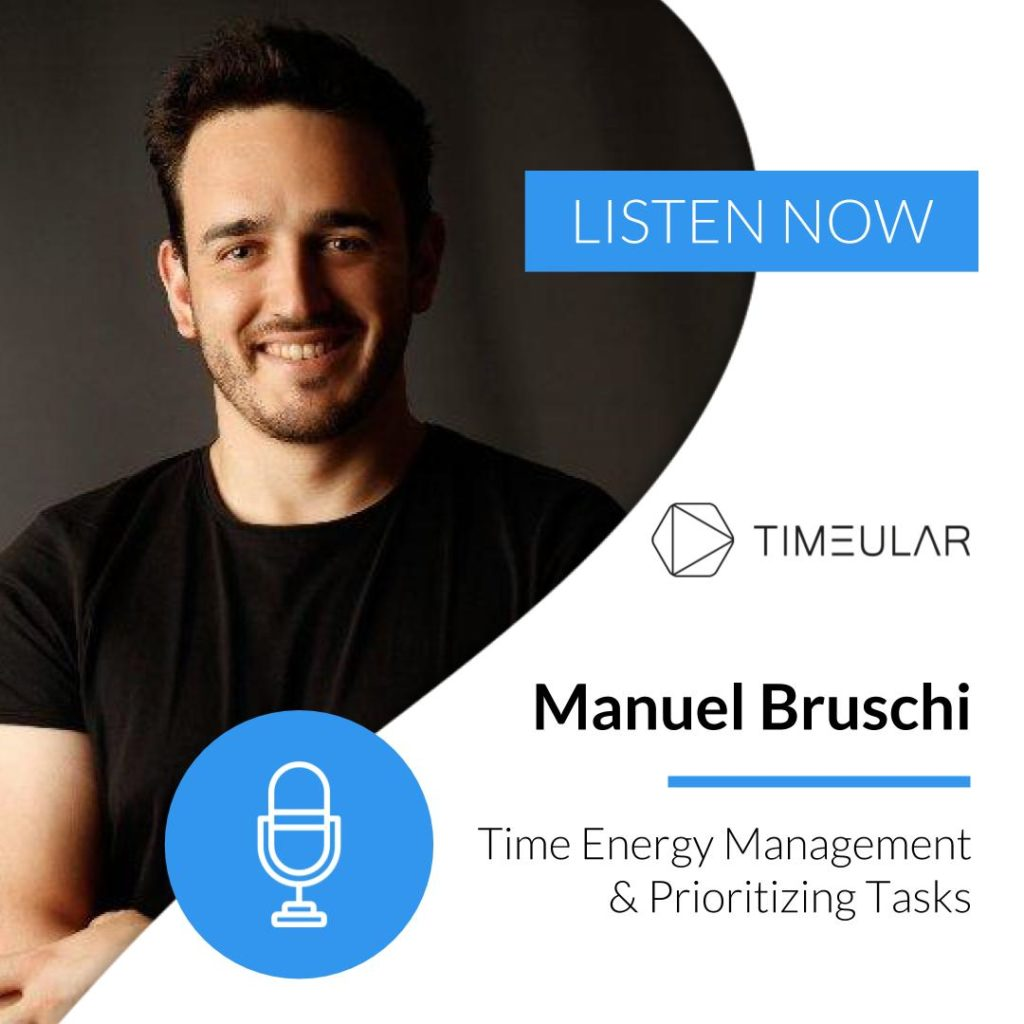 Productivity Masterminds Manuel Bruschi
