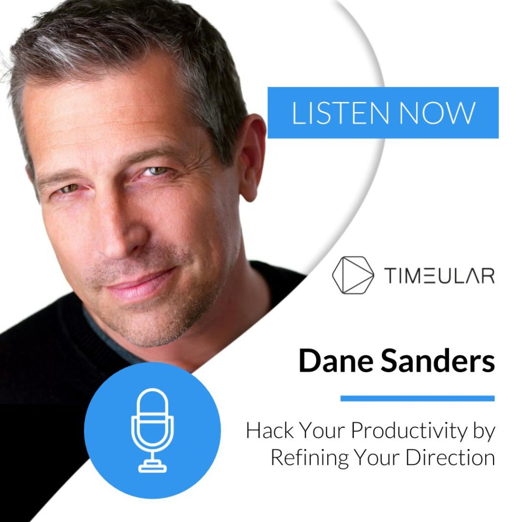 Productivity Masterminds Dane Sanders