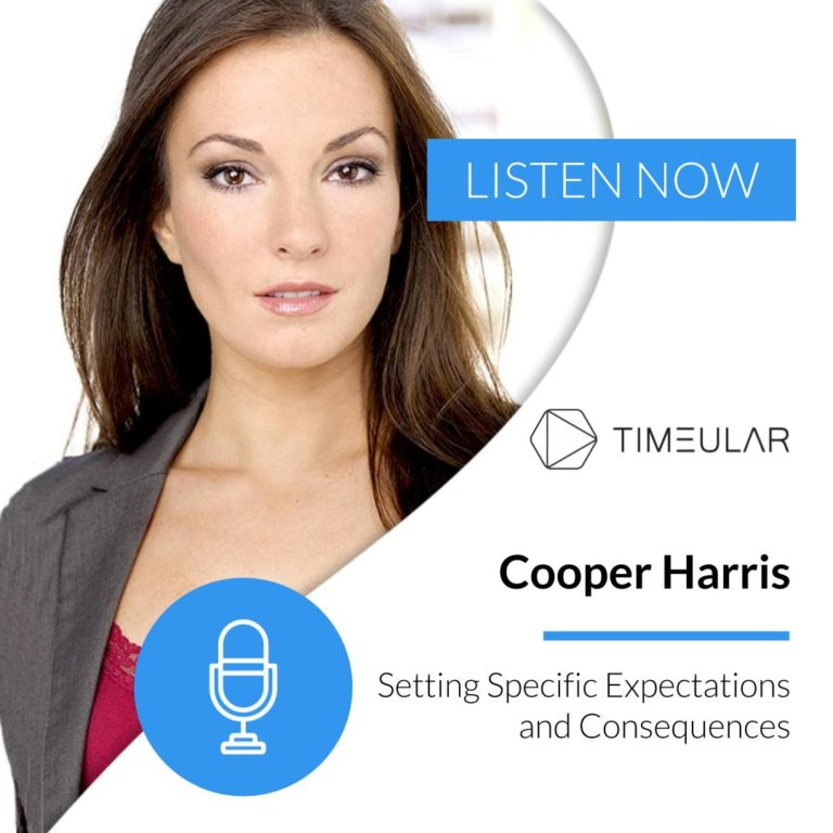 Productivity Masterminds Cooper Harris