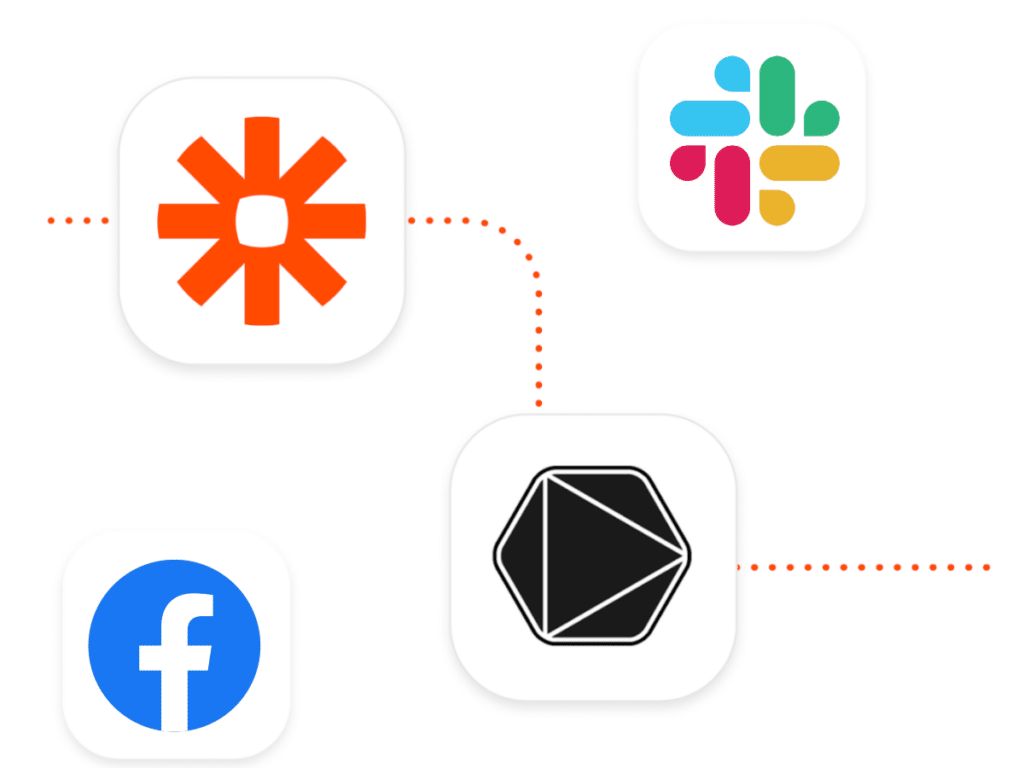 Track time and connect to 2,000 apps with Zapier