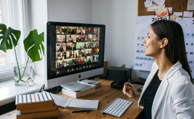 Top tips to ensure your remote team meetings proceed without a hitch.